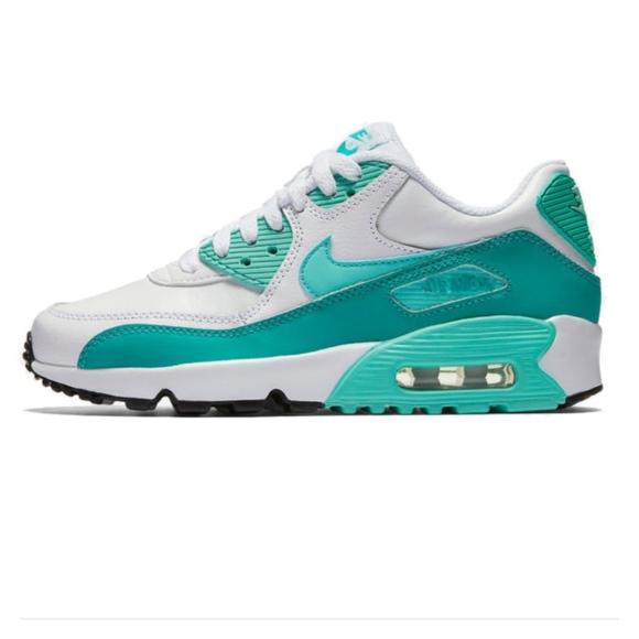 Zapatos Nike Air Max 7Y85w 90 Tamaño 7Y85w Max Poshmark Mujeresgirls 1a4405
